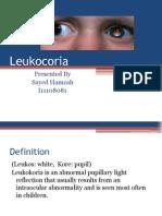 Dt Leukocoria