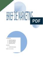 Brief de Marketing