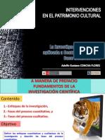 LA INVESTIGACIÓN CIENTÍFICA APLICADA AL ESTUDIO DE LOS CENTROS HISTÓRICOS.pdf