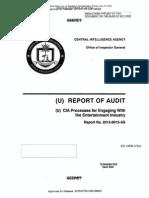CIA IG Report 0813151