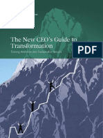 BCG the New CEO's Guide to Transformation May 2015 Tcm80 188487
