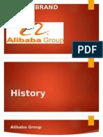 Alibaba Brand Audit