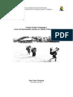 PPP_Gestão em Saúde Coletiva Indígena_ Insikiran/UFRR