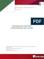 Control Electronico de Luces