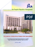 Technical Specifications for Buildings