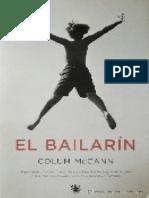 Colum McCann, El Bailarín