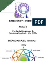 Eneagrama y Terapia Floral Módulo 3