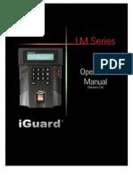 IGuard LM Manual ENG