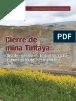 Cierre de Mina - Tintaya