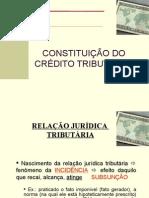 Aula 5 - Constituição Do Crédito Tributário 2014