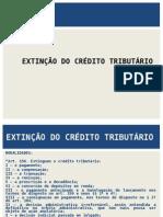 Aula 7 - Extinção Do Crédito Tributário 2015