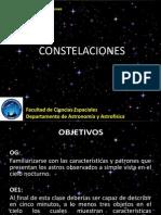 Asterismos y Constelaciones