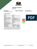 Data Sheet IMAN de Neodimio S 10 10 N