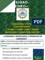 Exposicion Liderazgo y Etica