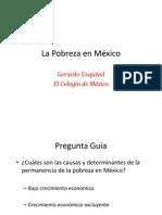 1. La Pobreza en México
