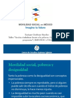 5. Movilidad Social en México