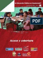 Hacia Donde Va La EdPub en Guatemala - Bol 1