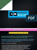 Digital Capital Week Sponsors Doc