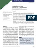 Artrogriposis Distal Descubrimientos Clinicos y Geneticos 2012