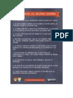10 Frases de Deepak Chopra