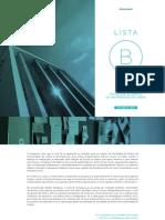 Programa de Reforma da Faculdade de Direito da Universidade de Lisboa - Lista B 2015