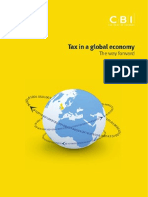 taxation in a globalized economy tax a The merits of tax competition in a globalized economy david elkins round table on taxation and tax policy held at netanya college, and a tax colloquium at.