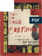 How to Create Cartoons by Tashlins, Frank