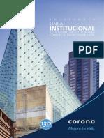 Corona - 2011 Catalogo Linea Institucional