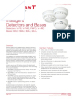 M85001-0592 -- Intelligent Detectors and Bases