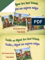 Cecilia and Miguel are Best Friends/ Cecilla y Miguel son mejores amigos by Diane Gonzales Bertrand