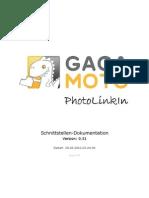 GAGAMOTO Photo Link In API v0.51