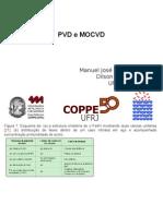 PVD e MOCVD