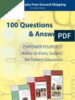 100 Q&A Catalog - 2009