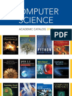 Computer Science Catalog
