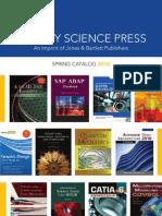 Infinity Science Press Catalog - 2009