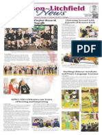 Hudson~Litchfield News 10-30-2015