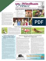 Pelham~Windham News 10-30-2015