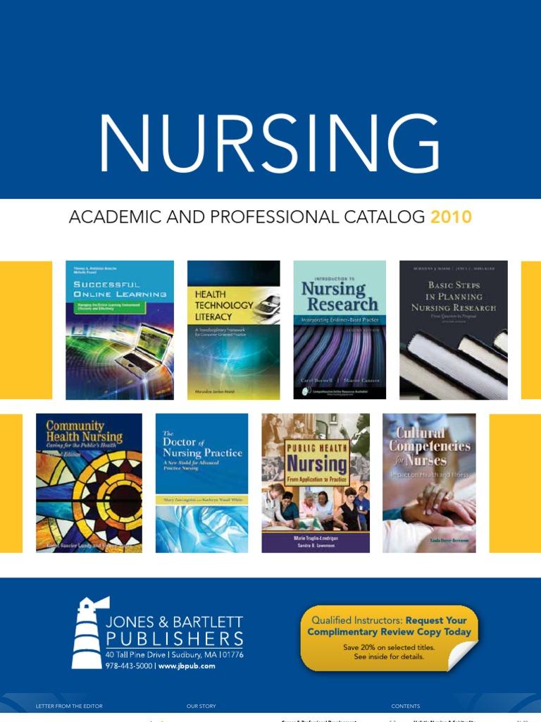 Nursing catalog nursing health informatics fandeluxe Image collections