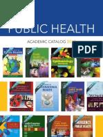 Public Health Catalog