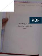 Emilio Betti - Teoria Geral Do Negócio Jurídico - Tomo I - Ano 1950