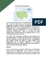 Biodiversidad de La Cuenca Amazónica