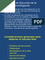 Datos Del Informe Final