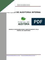 Roteiro Auditoria Interna