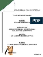 DO03_Tarea Resumen y mapa mental Derecho Constitucional el Derecho Corporativo.pdf