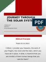 Step 5 - Journey Through the Solar System