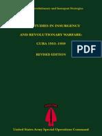 US Army Case Study Cuban Revolution