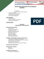 Nueva Estructura Proyecto PNFA