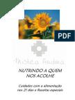 Livro de Receitas Naturais Mistica Andina