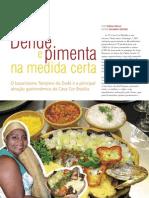 Dende e Pimenta