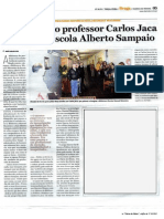 Espólio Carlos Jaca na imprensa
